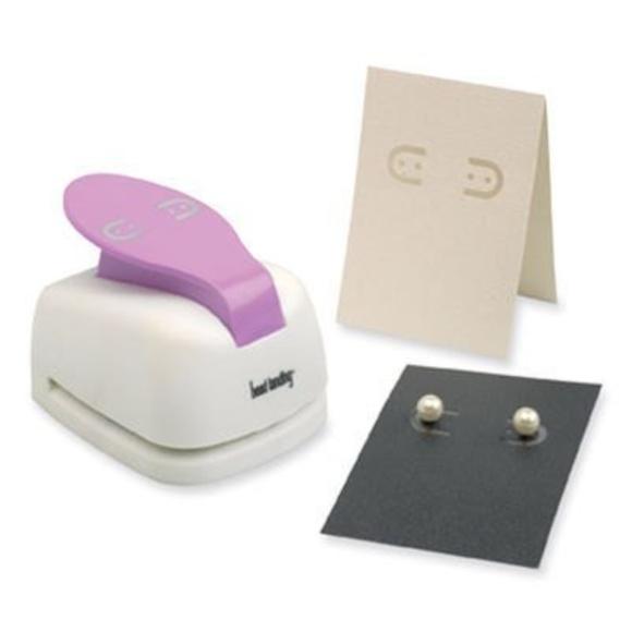 Bead Landing Other - NEW EARRING CARD PUNCH Handmade Craft Fair